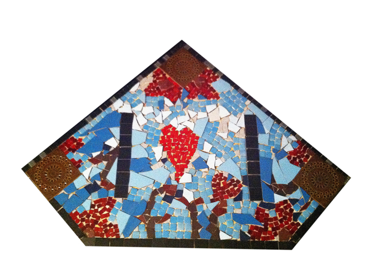 """Mosaikgolvet"""