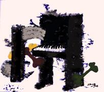 """""""Pianonoten"""""""